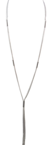 925 Silver Multi Strand Necklace - Stevie Wren Fine Jewelry