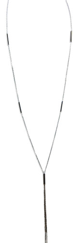 925 Silver Single Strand Necklace - Stevie Wren Fine Jewelry