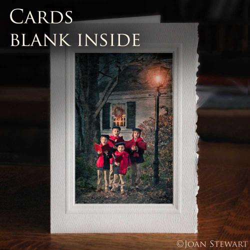Fine Art Cards, Blank Inside
