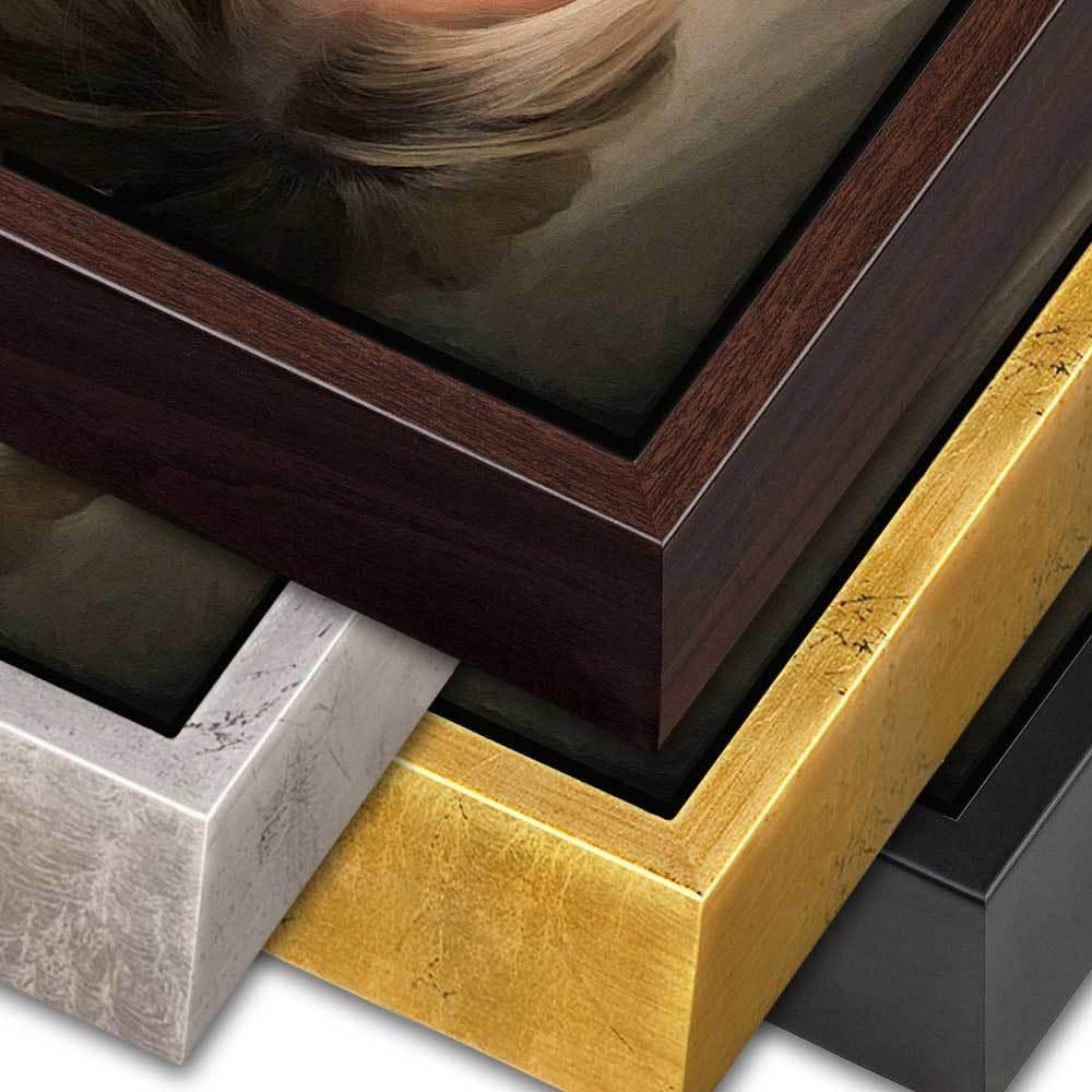 Simple Frame, Float Canvas Wrap
