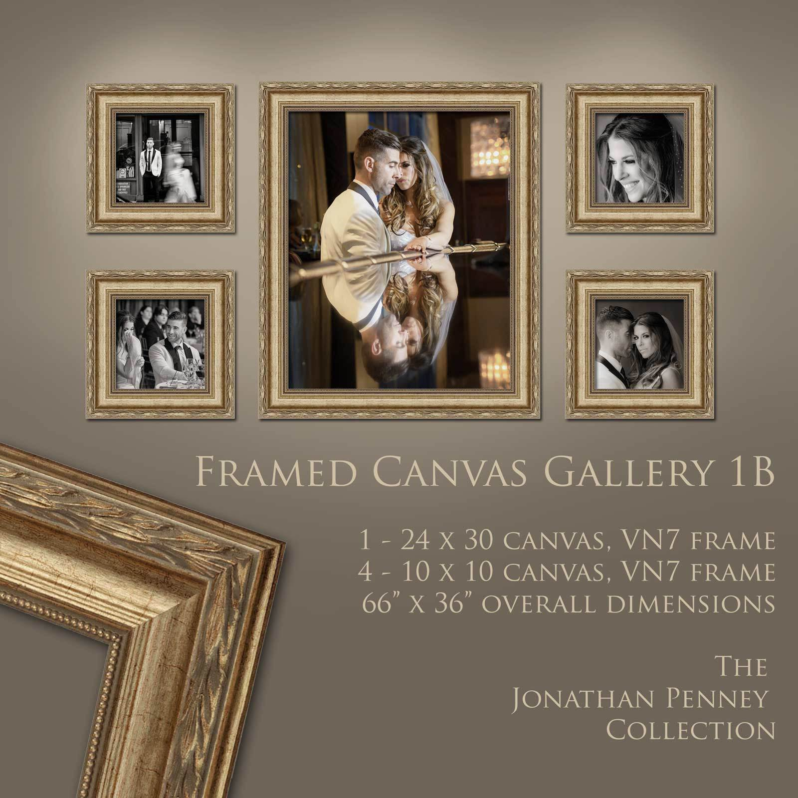 Wall Gallery Packages