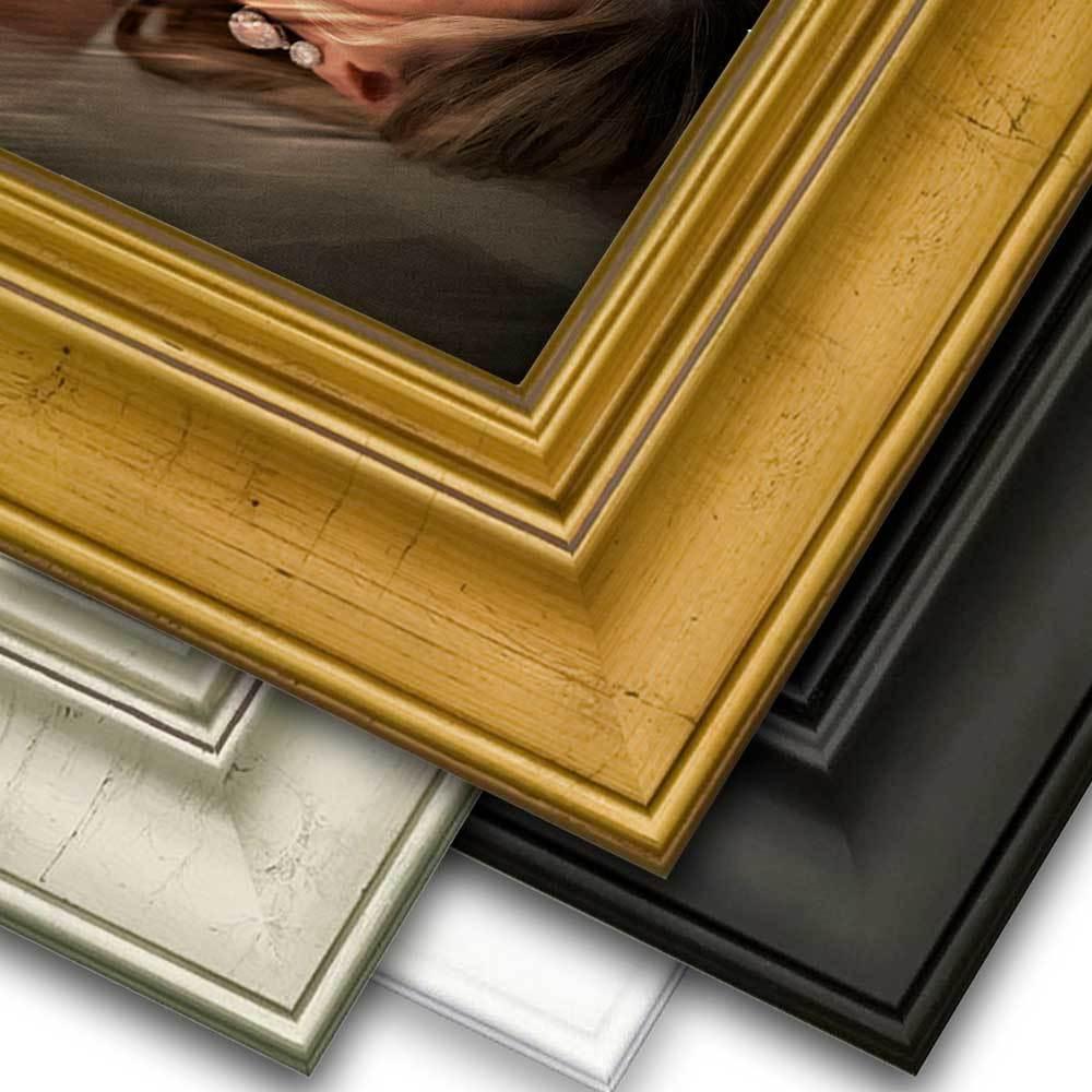 Traditional Frame, No Mat
