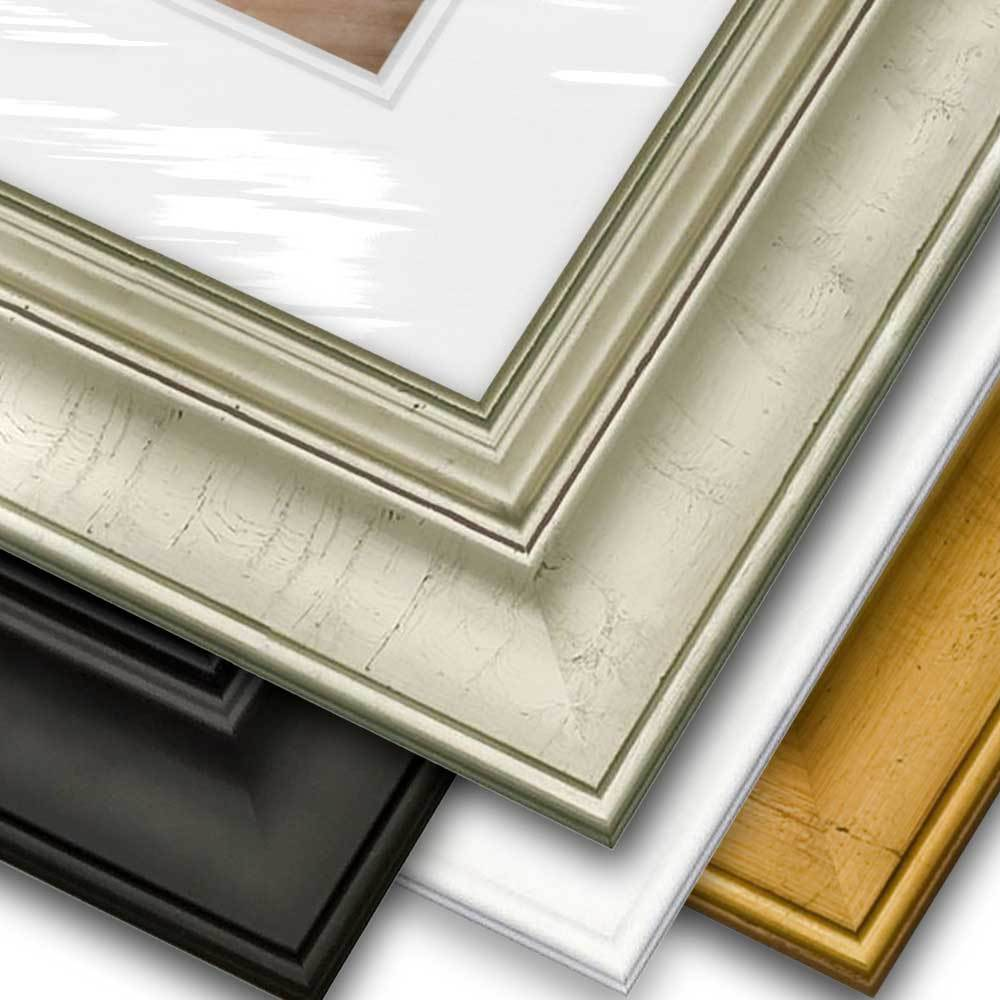 Traditional Frame, Matted