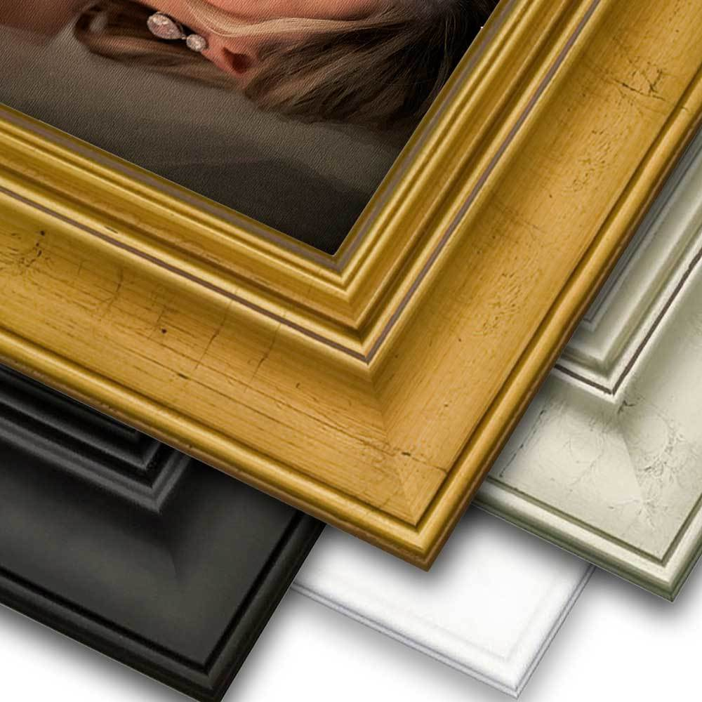 Traditional Frame, Canvas