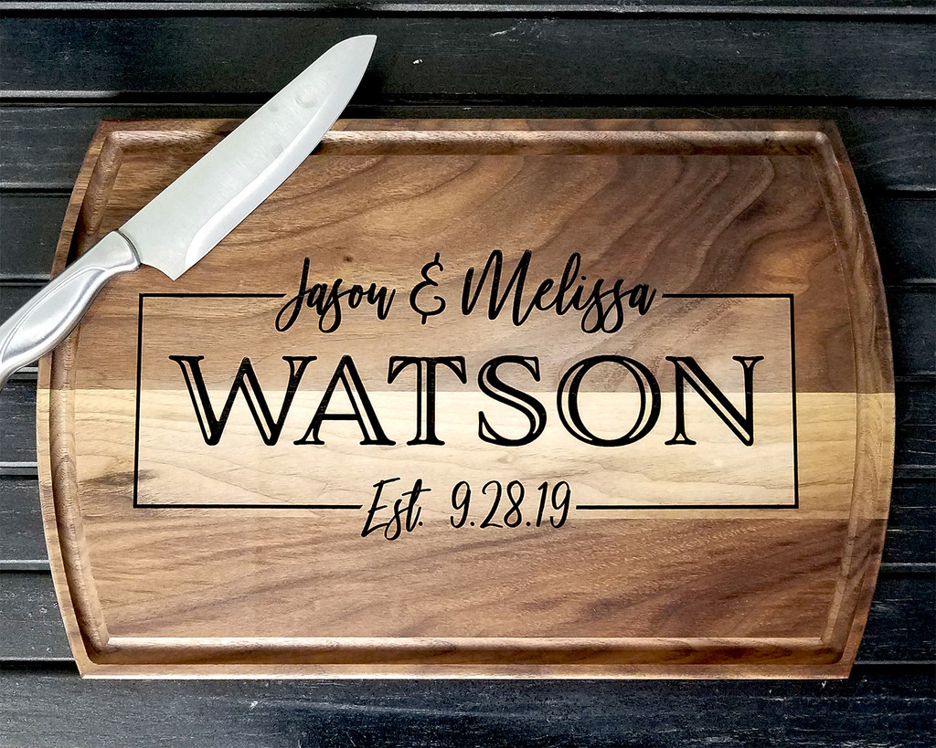 walnut wood cutting boards
