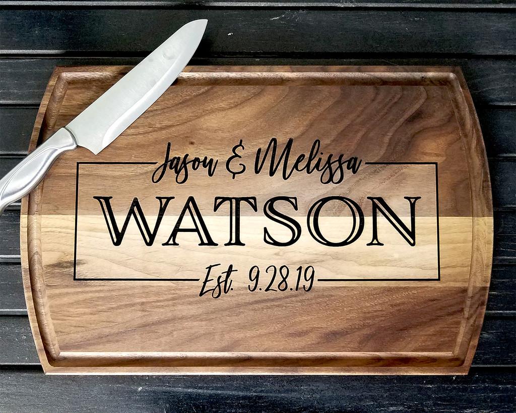 walnut wood cutting boards
