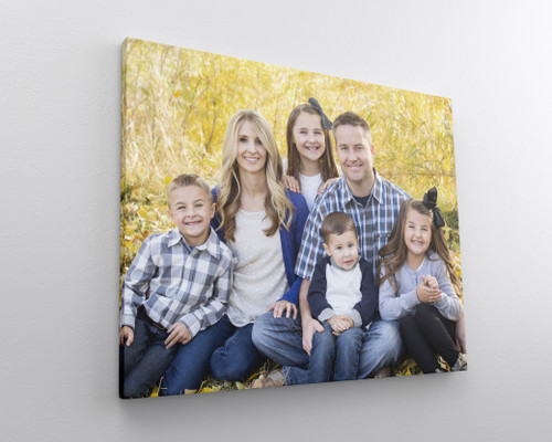 print pictures on canvas