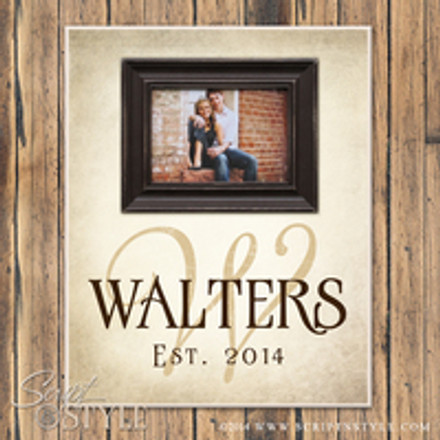 Personalized Picture Frames - Show Off Your Favorite Photos!