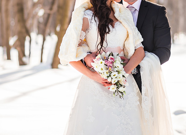 The Latest Winter Wedding Trends
