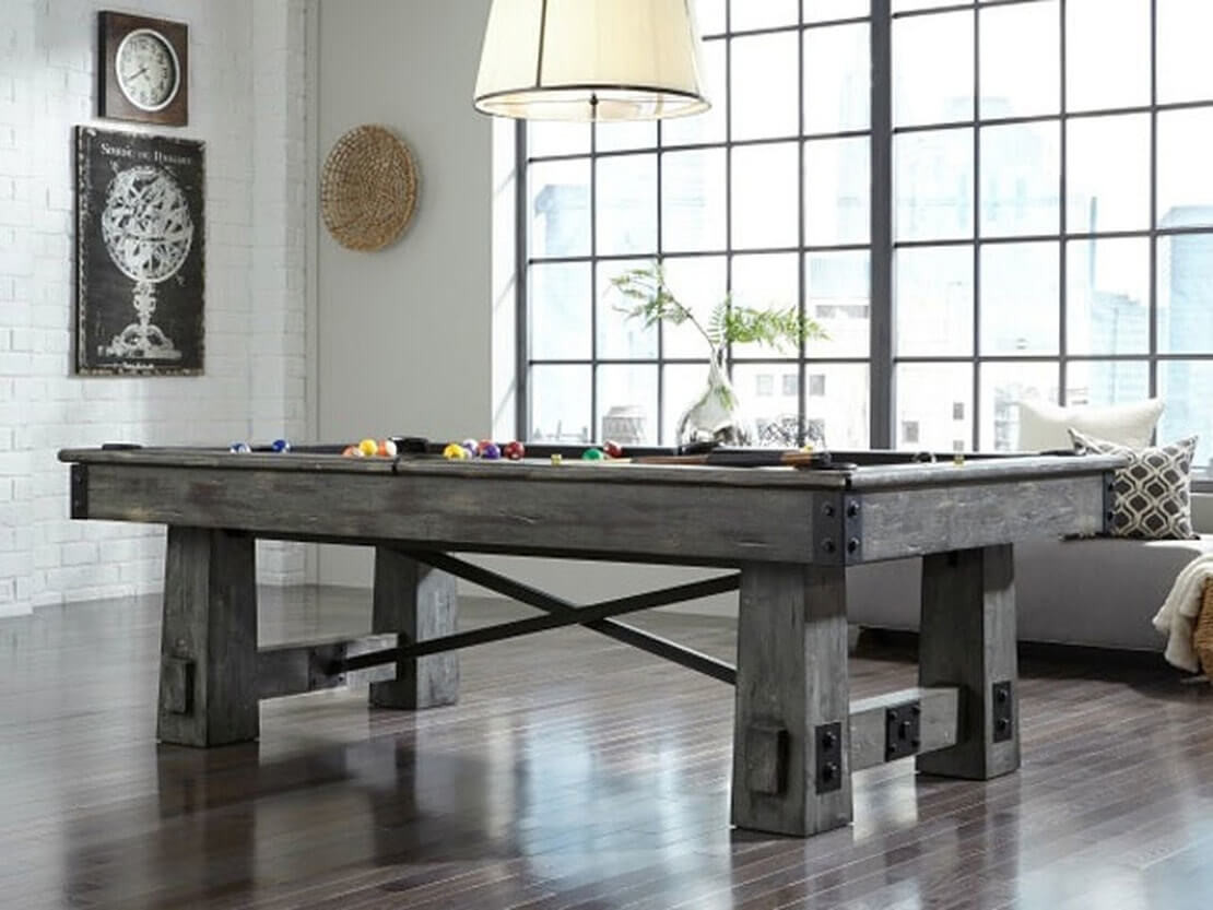 Top 3 Brands of Pool Tables in Terms of Quality & Style