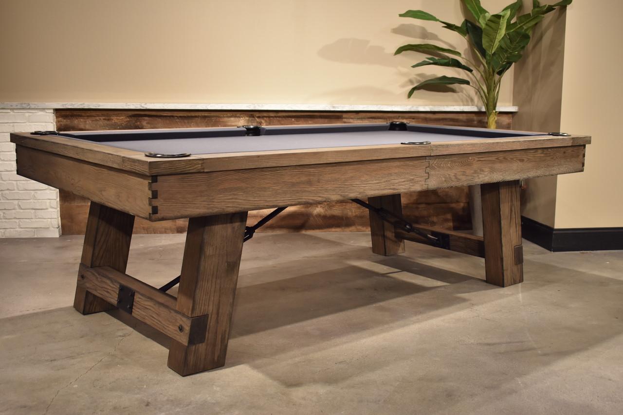 Groovy Isaac 8 Pool Table W Premium Billiard Accessories Download Free Architecture Designs Scobabritishbridgeorg