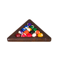 Rustic Billiard Triangles