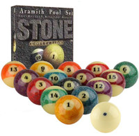 Belgian Stone  Pool Table Balls