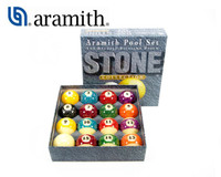 Stone Billiard Table Ball Set