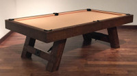Savannah Pool Table by American Heritage Billiards. Available at Sawyer Twain today.