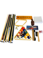 Premium Accessory Kit included With All Billiard Purchases Only at Sawyer Twain