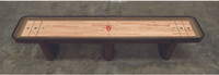 Game Room Furniture Shop Venture Shuffleboards with Sawyer Twain