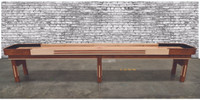 Shuffleboard Furniture for any Game Room Explore with Sawyer Twain