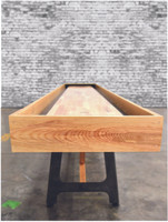 Modern Shuffleboard Table by Venture Shuffleboard.