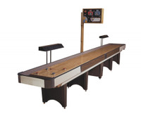 Classic Coin Operated Shuffleboard. This is the perfect commercial grade shuffleboard to add to your bar or restaurant