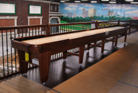 Chicago Shuffleboard Table by Venture