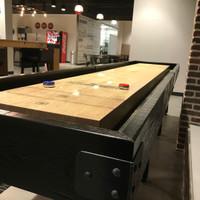 Williamsburg Shuffleboard Table by Venture Shuffleboard