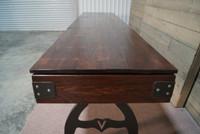 Dining Shuffleboard Table