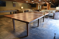 Designer Table Tennis. The Winston Table Tennis is custom made in the USA.