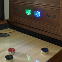 Contemporary Game Table by American Heritage Billiards. Perfect for any game room office or home.