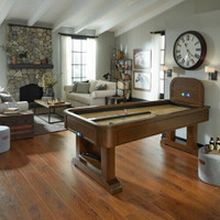 7 ft Rebound Shuffleboard Table by American Heritage Billiards