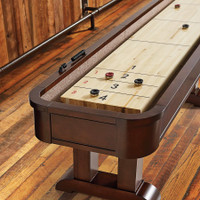 Traditional Shuffleboard Table by American Heritage Billiards