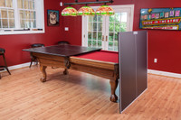 Game Table Accessories to on top of your pool table or shuffleboard