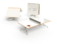 Multi Purpose Office Table that converts to a table tennis!