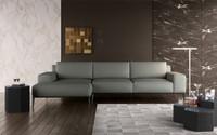 Elizabeth Sectional Sofa Left