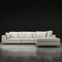 Perry 1 Left Arm Corner Sofa