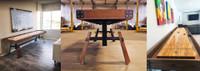 Commerical Grade Shuffleboard Tables by KUSH Shuffleboard