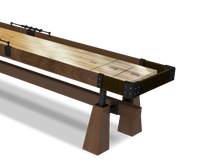 RUSTIC Shuffleboard Table w/Accessories by KUSH