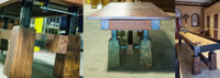 Industrial Shuffleboard Tables by KUSH Shuffleboard