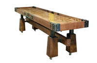 Commercial Shuffleboard Table Handmade in the USA