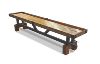 KUSH Shuffleboard presents the Signature Shuffleboard Table. Perfect for any bar or game room.