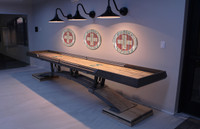 Kush Shuffleboard Tables available at Sawyer Twain