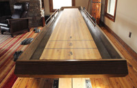 Kirsch Shuffleboard by Kush Shuffleboard. Available in all sizes and custom finishes