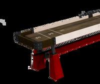 Caldera Shuffleboard Table w/ Accessories