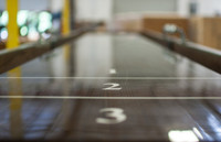 Seventy Two Shuffleboard Table by Kush