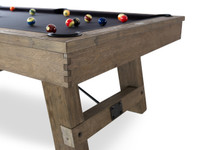 FREE SHIPPING & Installation across the USA on all pool tables.