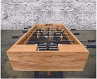 Industrial Foosball Table handmade in the USA
