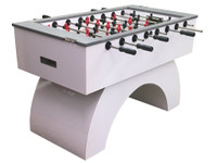 Sure Shot Is Curved Leg Foosball Table By Performance Games