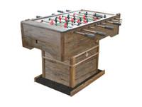 Sure Shot Rl Pedestal Foosball Table By Performance Games