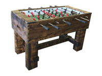 Sure Shot RP Legs Foosball Table By Performance Games