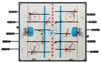 Iceboxx Dome Hockey Deluxe Table By Performance Games